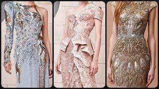 Gorgeous And Stunning Pearls,Beads,Sequence Work mother of the bride dresses Design ideas