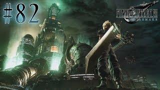 Final Fantasy VII Remake Blind Playthrough with Chaos part 82: Higher and Higher