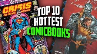 Comic Books Going Up In Value - The Top 10 Hottest Comic Book of the Week
