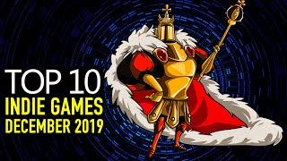 Top 10 BEST NEW Indie Games of December 2019 - PC, Switch, Xbox One