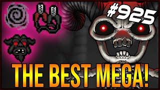 THE BEST MEGA! - The Binding Of Isaac: Afterbirth+ #925