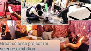 Best science project for science exhibition ।। ऐसा science प्रोजेक्ट जो आपको top price दिला सकता है।