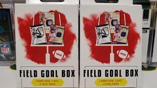 Fairfield Co $15 Target Repack. Field Goal Box Opening