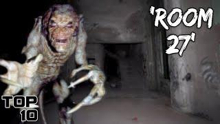 Top 10 Secret Rooms That The Government Is Hiding