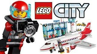 LEGO City 2020 Summer sets! HEY! These can be fun!