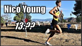 NICO YOUNG || HOW FAST CAN HE RUN?