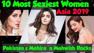 Top 10 - Sexiest Asian Women of 2019 in the World   Top 10 - Most Sexiest Women of Asia 2019   2018