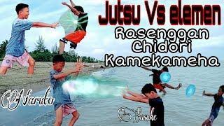 JUTSU vs ELEMEN (Pertarungan Terakhir) | Final Fight | Full Fight