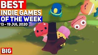 Top 10 BEST NEW Indie Games of the Week: 13 - 19 Jul 2020