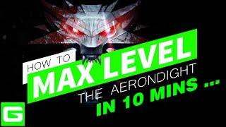The Quickest Way to Level the Aerondight to Max Damage in 5-10 mins – The Witcher 3 (Best Location)