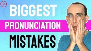 Top 10 Mispronounced Words in 2020 | British English Pronunciation