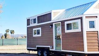 The Clover - 2018's Most Popular Tiny House on Wheels | Living Design For A Tiny House