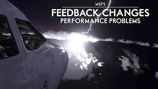 Microsoft Flight Simulator - All Change On Feedback Plus Huge Performance Issues