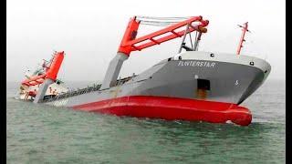 Top 10 Large Ships Collision! Sinking Ships Crashing