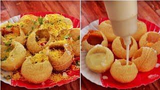 World's Best Tiktok Pani Puri | Ahmedabad's Famous Street Food | Gol Gappa | Indian Street Food