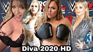 TOP 10 WWE HOT WOMEN SUPERSTARS 2020