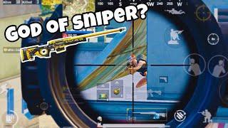 BEST 4 FINGER SNIPER IN PUBG MOBILE | Mr Spike