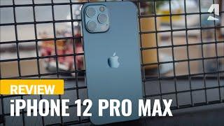 Apple iPhone 12 Pro Max full review