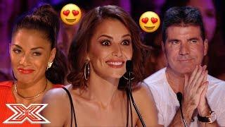 BEST Of RASPY Vocals On The X Factor   X Factor Global