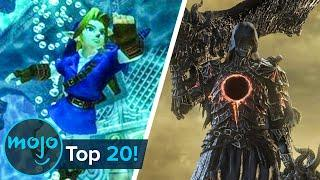 Top 20 Most Difficult Video Game Levels of All Time