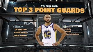 TOP 3 POINT GUARD BUILDS *PATCH 10* IN NBA 2K20! MOST OVERPOWERED POINT GUARD BUILDS IN 2K20!