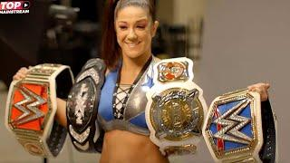 Top 10 Best Female Wrestlers of All Time