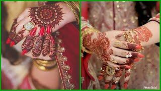 Top 10 arabic bridal mehndi design for hand 2020 | mehndi dizain | mehndi design |Royalmehndi design