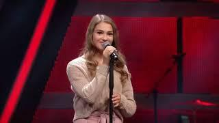 TOP 10 most beautiful Girls  with great voice On The Voice Kids