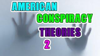 Top 10 American Conspiracy Theories. Including the Mount Rushmore conspiracy. 2