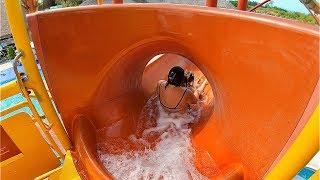 Body Water Slide at Cartoon Network Amazone Water Park