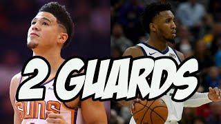 NBA 2020 | Top 10 Shooting Guards Halfway Through The Season