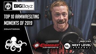Top 10 Armwrestling Moments of 2019