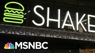 Shake Shack To Return $10 Million Government Loan For Small Businesses | Stephanie Ruhle | MSNBC