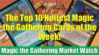 MTG Market Watch Top 10 Hottest Cards of the Week: Edgewalker and More