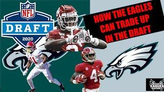 Eagles Draft Rumors: Eagles Trading Up In The Draft? How The Eagles Can Move From #21 To #10 In RD 1