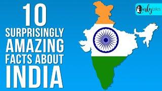 10 Amazing Facts About India | Curly Tales