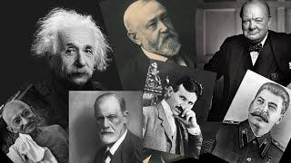 TOP 10 voices of the past. HOW sounded real voices of historical figures in the XIX-XX CENTURY