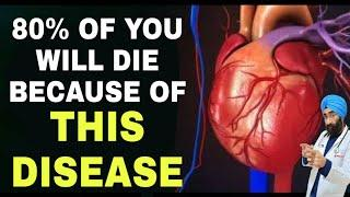 What Happens when Blood flow Stops | Understand CLOGGED ARTERIES | Dr.Education Hindi + Eng