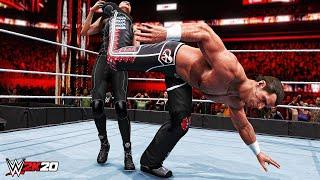 WWE 2K20 Top 10 Epic Tired Finishers!