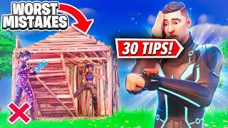 30 Game-Changing Things You Should NEVER DO in Fortnite Battle Royale!