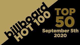 Billboard Hot 100 - Top 50 Singles (September 5th, 2020)