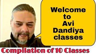 Avi Dandiya master classes| Welcome to Avi Dandia Classes| Top 10 classes Compilation| Avi Dandiya