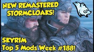 Skyrim Top 5 Mods of the Week #188 (Xbox One Mods)