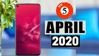 Top 5 UpComing Mobiles in April 2020 ! Price & Launch Date