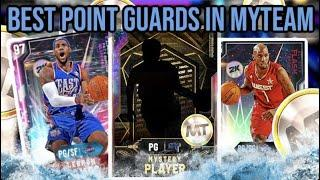 BEST Point Guards in 2K20 MyTeam