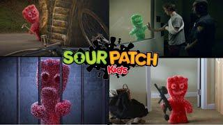 Top 10 Funniest Sour Patch Kids Commercials EVER!