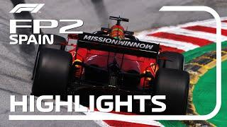 FP2 Highlights | 2021 Spanish Grand Prix