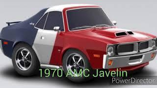 Top 10 mis autos favoritos de CAR TOWN