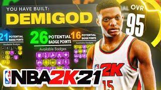 THIS POINT GUARD BUILD WILL DOMINATE NEXT GEN NBA 2K21!! *OVERPOWERED* Best Build NBA 2K21 Next Gen