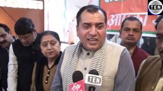 BJP Metropolitan President calls CAA as 'Shocking'